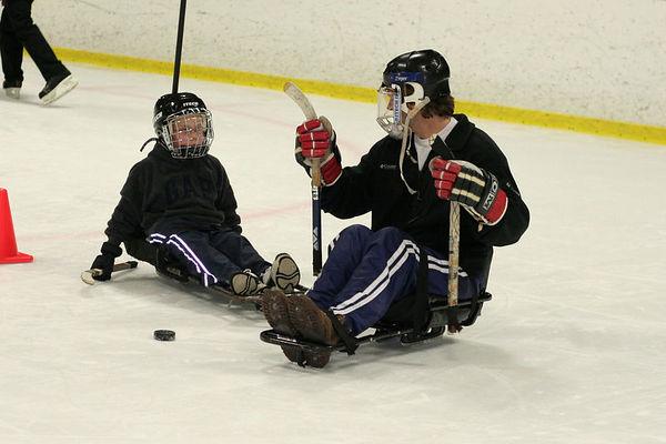 Sled Hockey Clinic – Dec. 12th