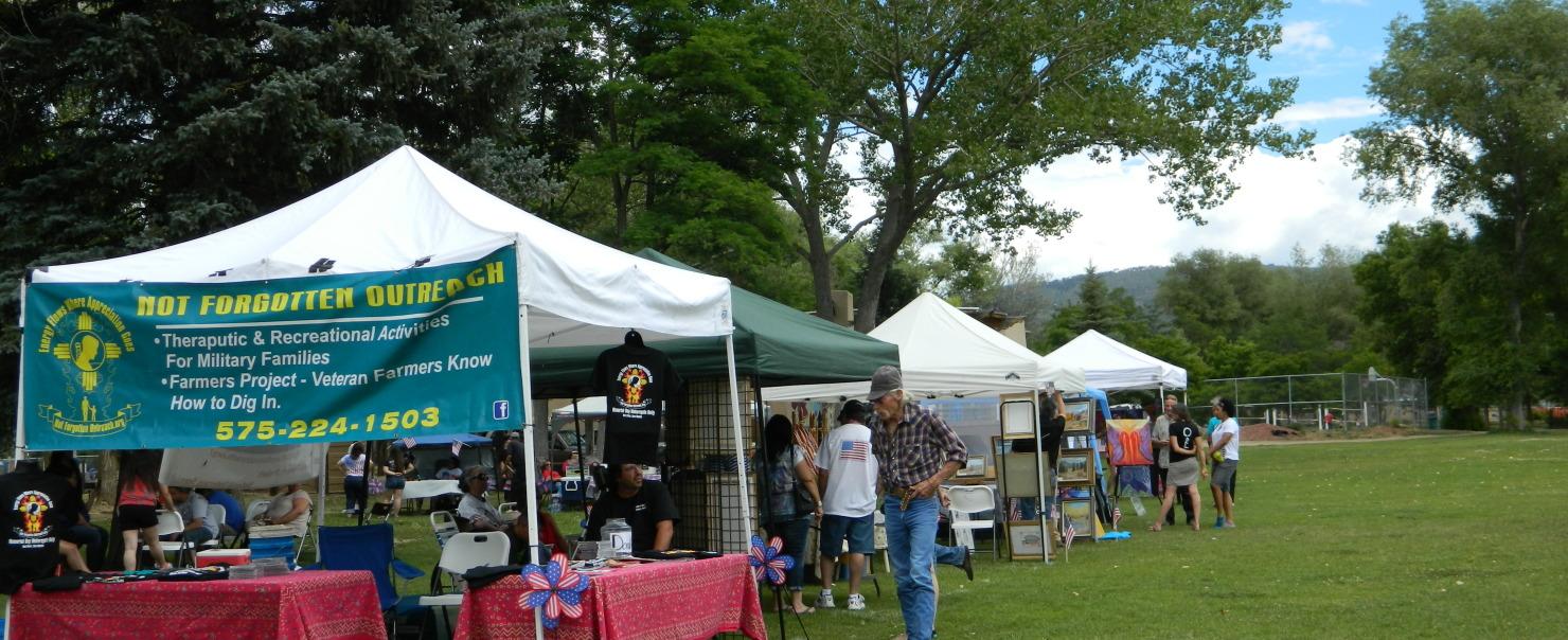 Taos Veterans Creative Arts Festival