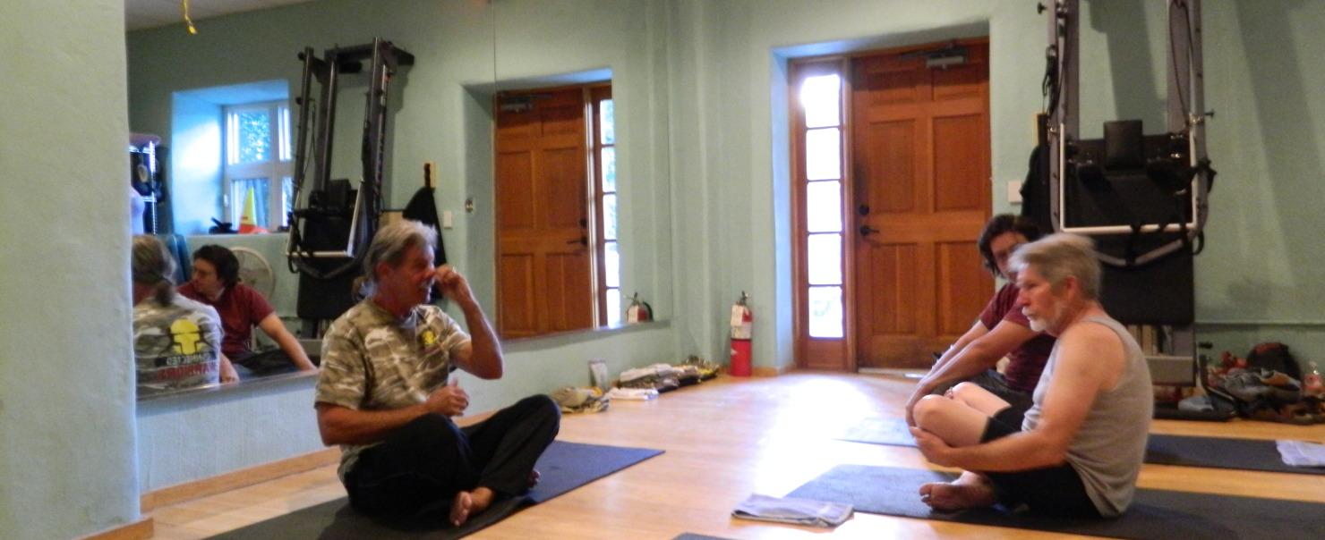 Taos Veterans Yoga