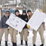 TSV & NFO Military Family Appreciation Ski Week