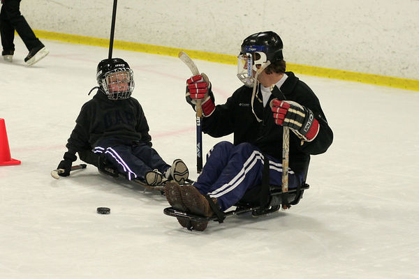 Sled Hockey Clinic – Dec. 12th